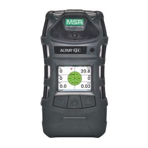 MSA/梅思安 5X 便携式多种气体检测仪 10125233 LEL/O2/CO/H2S/ 泵 / 单色屏 1台