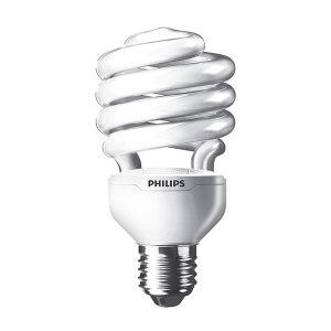 PHILIPS/飞利浦 全螺旋型节能灯 TORNADO 20W CDL E27 6500K日光色(白光) 1个