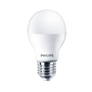 PHILIPS/飞利浦 LED球泡(经济型) 5W A60 E27 6500K 白光 1只