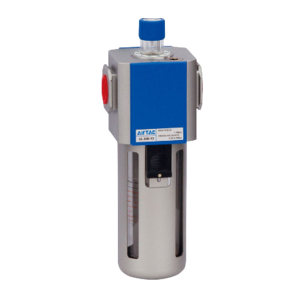 AIRTAC/亚德客 GF400系列过滤器 GF40015MJ 过滤精度40μm 接口Rc1/2 手动排水式 1个