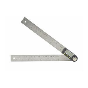 SHAHE/三和计量 数显角度尺 5429-200 0-200mm 0-360° 0.05° 不代为第三方检测 1把