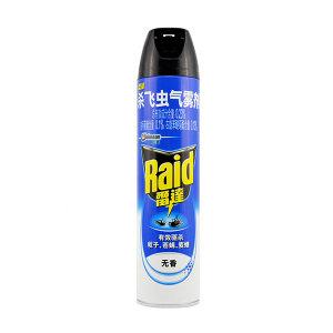 RAID/雷达 杀飞虫气雾剂 6901586102444 600mL 无香型 1瓶