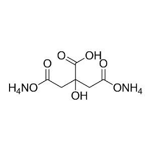 MACKLIN/麦克林 柠檬酸氢二铵 A800249-500g CAS号:3012-65-5 规格:AR 98% 500g 1瓶