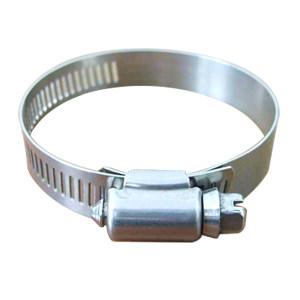 ZKH/震坤行 不锈钢美式喉箍 304 本色 φ21-38 12mm 1包