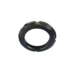 ZKH/震坤行 GB810 小圆螺母 碳钢 发黑 300052130000000100 M130-2 1个 1包