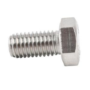 TONG/东明 GB5783 六角头螺栓-全螺纹 不锈钢304 A2-70 本色 全牙 211192012006000000 M12×60 50个 1盒