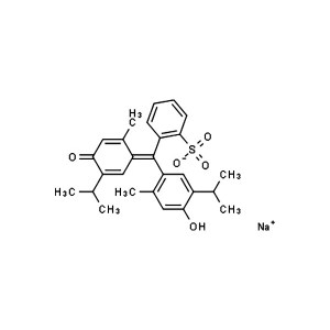MACKLIN/麦克林 百里酚蓝 钠盐 T819035-25g CAS号:62625-21-2 规格:AR 25g 1瓶