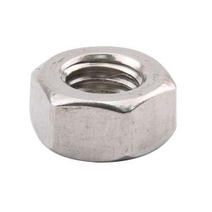 TONG/东明 GB6170 1型六角螺母 不锈钢304 A2-70 本色 211195012000000000 M12 250个 1盒