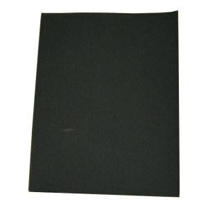 XIONGMAO/熊猫 耐水砂纸 水砂80# 1张