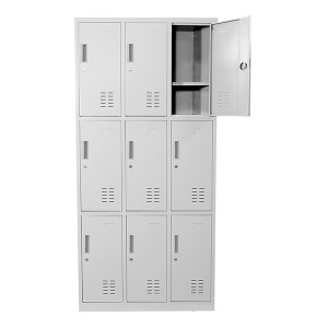 RUNTU/润途 九门更衣柜 Y-006 尺寸900×420×1850mm 1台