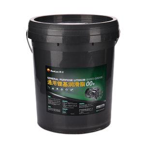 KUNLUN/昆仑 润滑脂 通用锂基脂-00# 15kg 1桶