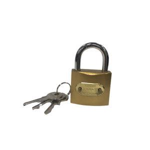 YG/永固 仿铜挂锁 38# 锁体宽度38±0.5mm 1把