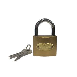 YG/永固 仿铜挂锁 50# 锁体宽度48±0.5mm 1把
