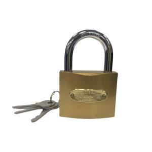 YG/永固 仿铜挂锁 63# 锁体宽度60±0.5mm 1把