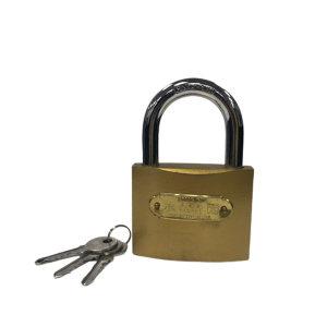 YG/永固 仿铜挂锁 75# 锁体宽度74±0.5mm 1把