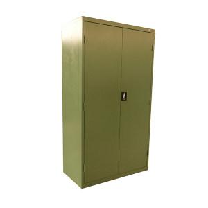 XG/信高 三层板式置物柜 ZW-11 1100×600×1900mm 层板承载100kg 浅橄榄绿RAL6011 1个