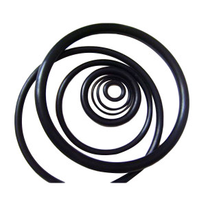 FZ/弗兆 丁腈橡胶O形圈 1.9*3.8 丁腈橡胶 1.9*3.8 NBR70 5个/包 1包
