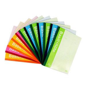 DELI/得力 无线本笔记本 7654 A5 80页 颜色随机 1本
