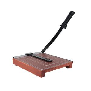 """DELI/得力 木质切纸机 8004 12""""×10"""" 可切A4纸 1把"""