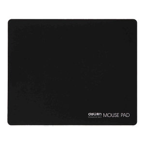DELI/得力 鼠标垫 3692 黑色 250×200×3mm 1块