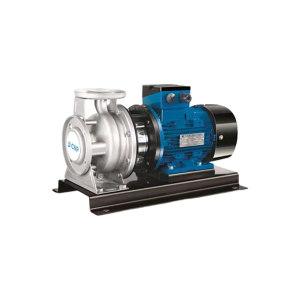 CNP/南方泵业 ZS系列不锈钢卧式单级离心泵 ZS65-40-200/5.5 SSC 额定流量25m³/h 额定扬程36m 5.5kW AC380V 1台