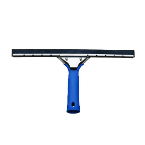 CT/施达 触感手柄玻璃刮子(经典型黑色硬胶条) CEWS 045 工作面宽45cm 长16cm 1套
