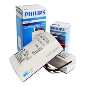 PHILIPS/飞利浦 卤素灯电子变压器 ET-E 60/60W 1个