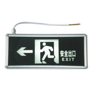 SG/申冈 单面消防应急灯 SG-BLZD-I1LRE3W SG-1-左向-单面 1个