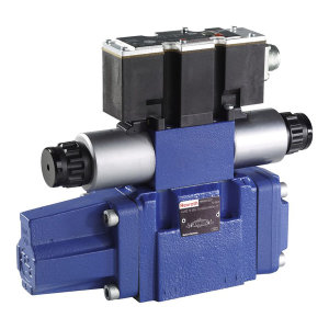REXROTH/力士乐 4WRZE系列比例换向阀,带集成式电子设备,4WRZE25W8-325-7X/6EG24N9ETK31/F1D3M,R901052185 R901052185 4WRZE25W8-325-7X/6EG24N9ETK31/F1D3M 1个