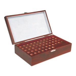 INSIZE/英示 针规木盒 7340-101 0.20-10.00mm 101支装 1件