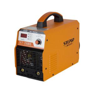 STEPUP/司太宝 逆变单管直流手弧焊机(全网压单相110V-550V) ZX7-250DS 不含焊把线和焊钳 1台
