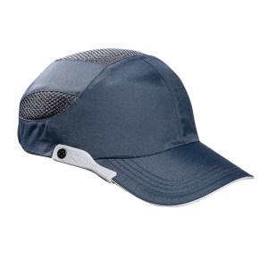 SAIRUI/赛锐 智胜款轻型防撞帽 SFT-TB010-30BL 藏蓝色 PE帽壳 7.5±0.5cm帽檐 1顶
