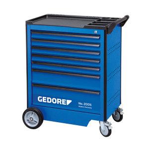 GEDORE/吉多瑞 2005型工具车 2005 0511 7抽 1台