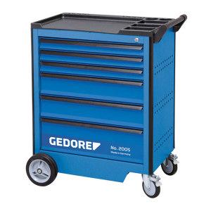 GEDORE/吉多瑞 2005型工具车 2005 0321 6抽 1台