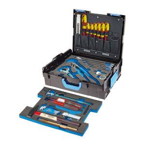 GEDORE/吉多瑞 1100-03吉多瑞 L-BOXX136带安装工具组套带塑盒 1100-03 44件 1套