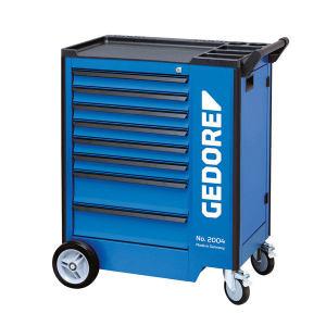 GEDORE/吉多瑞 S1500 ES-02模块组合,中型 1500 ES-02-2004 207件 1套