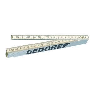 GEDORE/吉多瑞 4533-2型折叠尺 4533-2 2m 1把