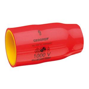 """GEDORE/吉多瑞 VDE 30型VDE套筒3/8"""" VDE 30 20 20mm 1只"""