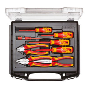 GEDORE/吉多瑞 1101-003 VDE型VDE工具套装i-BOXX 72装 1101-003 VDE 8件 1套