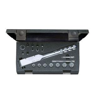 "GEDORE/吉多瑞 8554AM-8559AML型扭矩扳手DREMOMETER-套装 8554-04 1/4"" 1套"