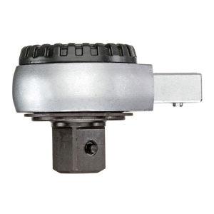 "GEDORE/吉多瑞 7418型方形双向棘轮扳子头(14×18) 7418-02 1/2"" 1个"