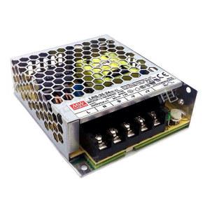 MW/明纬 LRS-35系列35W单组输出电源供应器 LRS-35-24 1个
