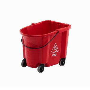 TRUST/特耐适 拖把压水桶连脚轮 5224-红色 33L 51.1cm×40.6cm×44.2cm 1个
