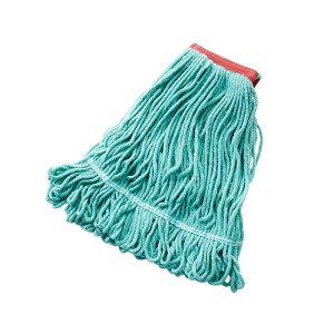 TRUST/特耐适 清洁工具配件-大号混纺纤维拖把(不带杆) 6014-绿色 适用6311~6316及6321~6328 绿色 1个