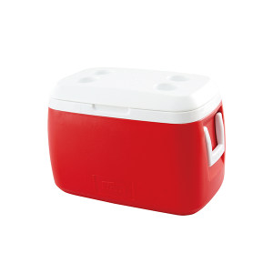 TRUST/特耐适 保温箱 8713 红色 54.5×33.5×38.5cm 38L 1个