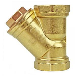 AMICO/埃美柯 607系列黄铜过滤器 SY11-16T-DN25 18目 内螺纹接口 1个