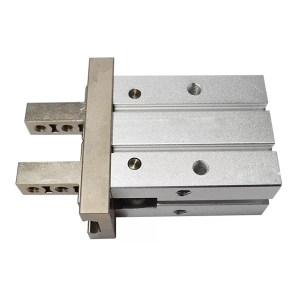 AIRTAC/亚德客 HFZ系列带导轨平行型气动手指(标准复动滚珠型) HFZ6 缸径6mm 2爪 1个