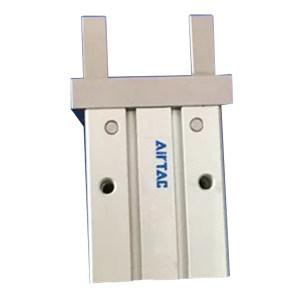 AIRTAC/亚德客 HFTZ系列带导轨平行型气动手指(单动常开滚珠型) HFTZ16 缸径16mm 2爪 1个