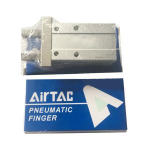 AIRTAC/亚德客 HFK系列带导轨平行型气动手指(标准复动滚柱型) HFK40 缸径40mm 2爪 1个