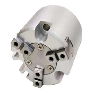 AIRTAC/亚德客 HFCY系列复动平行开闭型气动手指 HFCY32 缸径32mm 3爪 1个